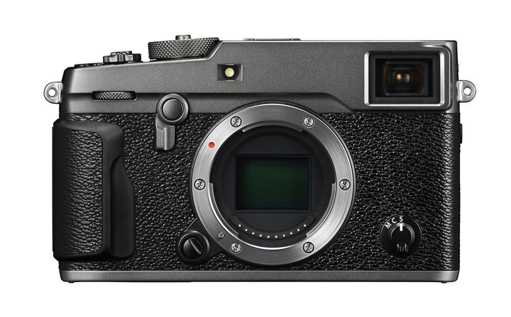Fujifilm FinePix X-Pro2 Graphite Edition CES 2017