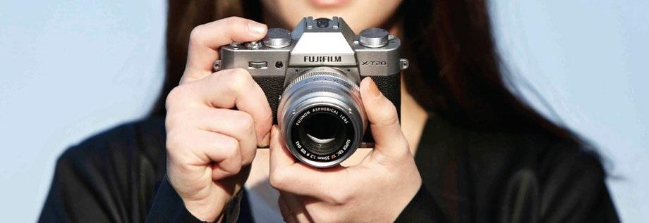 Nové fotoaparáty Fujifilm řady X a excelentní GFX 50S