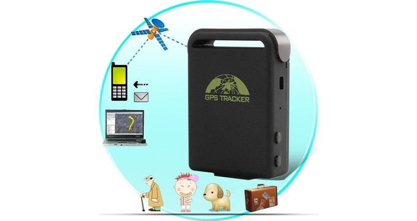 GPS tracker; funkce