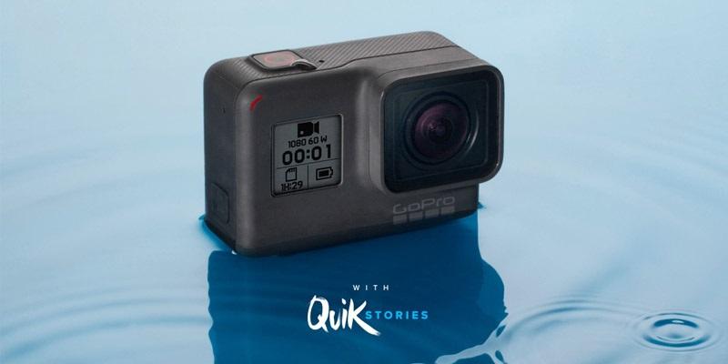 Nové GoPro HERO: maximální výbava za velmi příznivou cenu