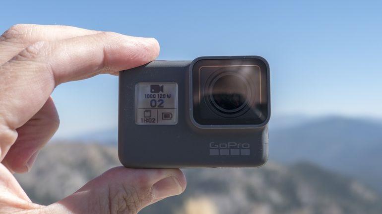 GoPro Hero 5 Black akční kamera