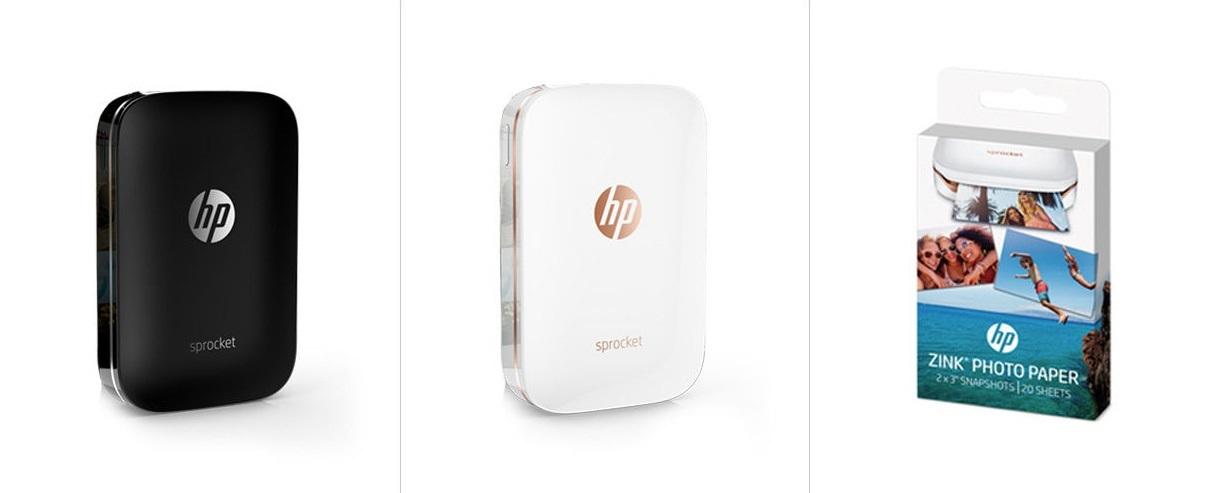 Tiskárna HP Sprocket