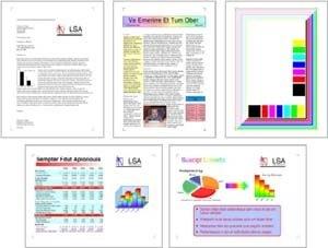 ISO norma pro barevné tonery
