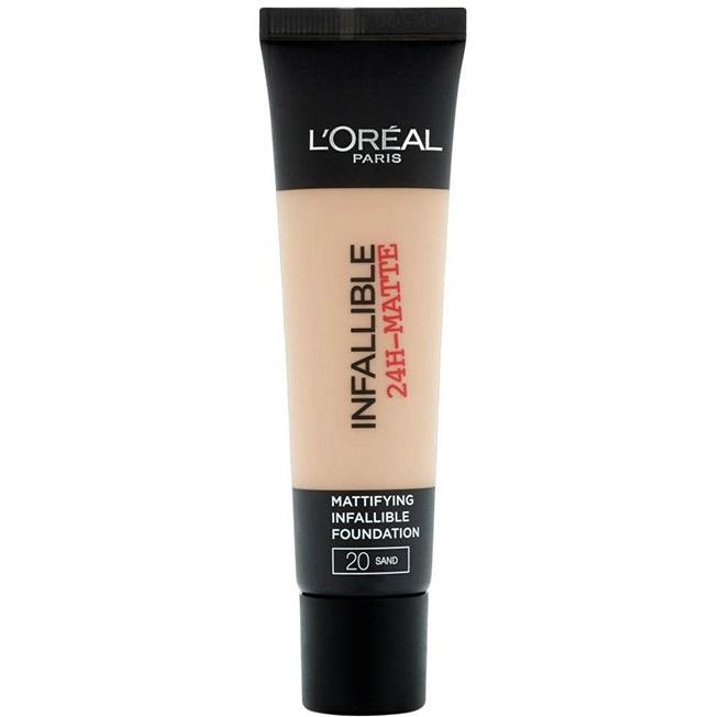 ĽORÉAL PARIS Infallible 24h-Matte 20 Sand
