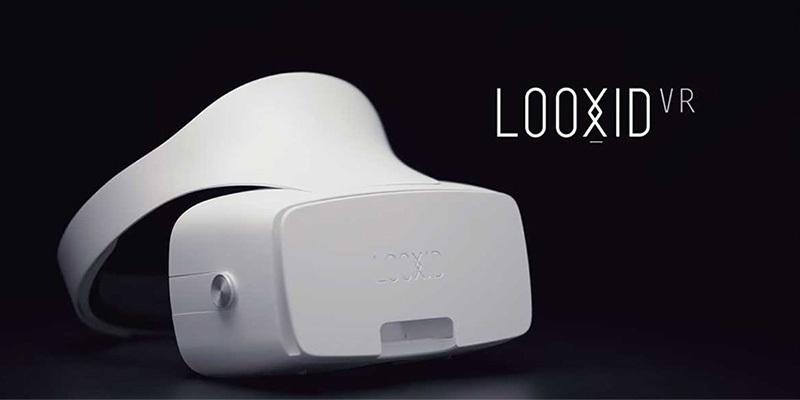 Mobilní VR headset LooxidVR sleduje oči i mozek!