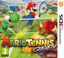 3D Mario Tennis Open Nintendo 3DS