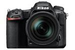 Recenze digitální zrcadlovky Nikon D500