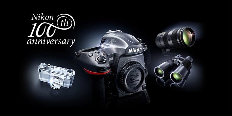 Oznámení Nikonu D850 a 100. výročí značky