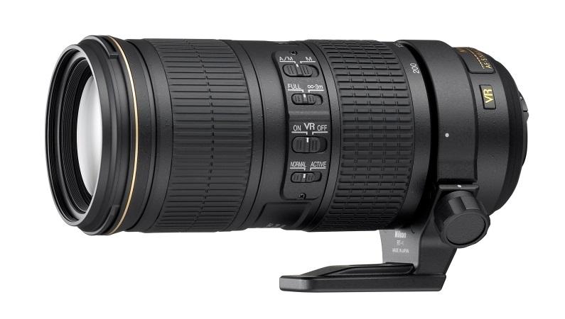 Recenze objektivu NIKKOR 70-200mm F4.0G AF-S VR ED