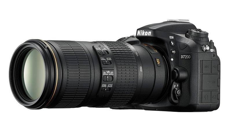 NIKKOR 70-200mm F4.0G AF-S VR ED