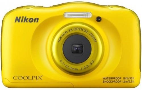 dětský fotoaparát Nikon COOLPIX W100