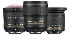 Nové širokoúhlé objektivy Nikon potěší nejen krajináře