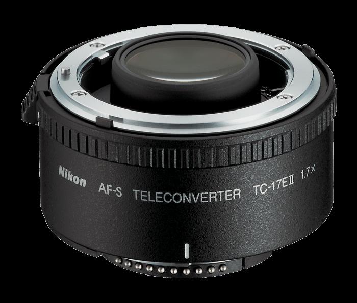 Nikon TC-17E II AF-S Teleconvertor 1.7×