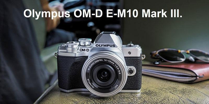 Olympus OM-D E-M10 Mark III (RECENZE)