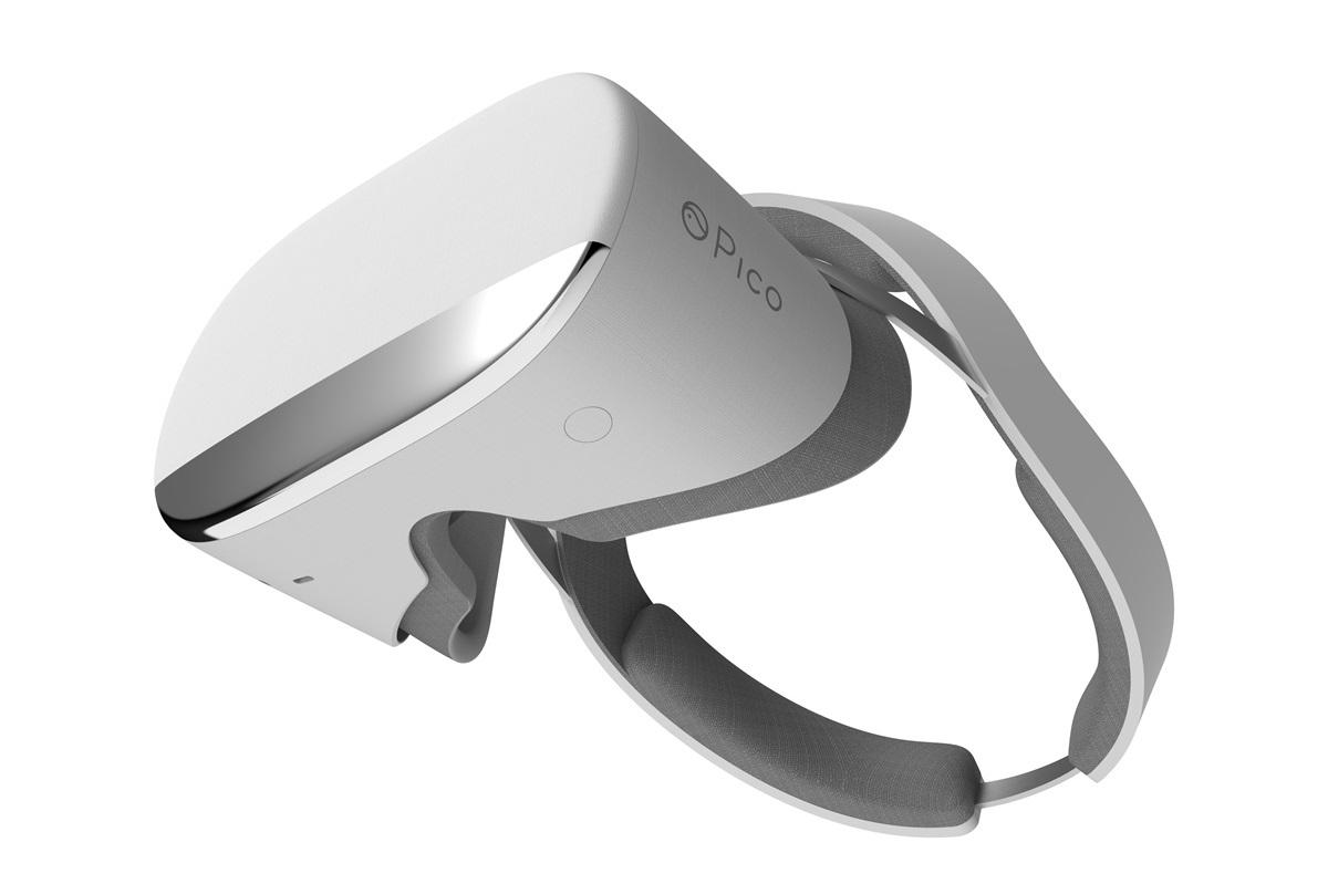 Pico Neo CV CES 2017 VR headset virtuální ralita