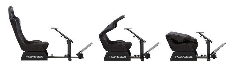 Usaďte se do Playseat Evolution Alcantara a zazávoďte si jako profík