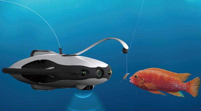 PowerVision PowerRay podvodní dron CES 2017