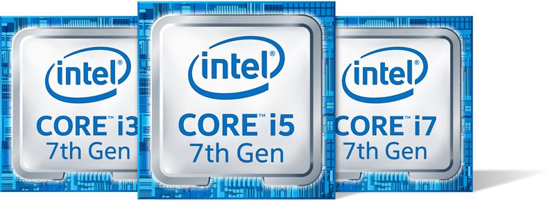 Procesory Intel Kaby Lake
