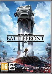 PC hra Star Wars Battlefront