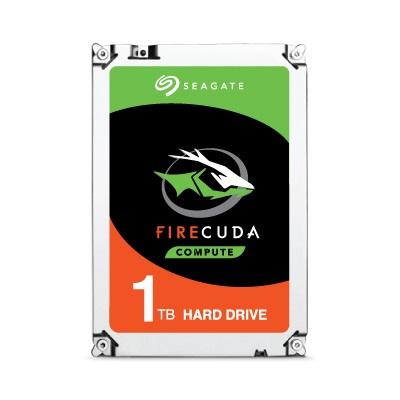 Seagate FireCuda; hybridní disky; disk pro notebook, ultrabook