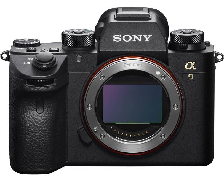 Sony A9 bezzrcadlovka 4K video