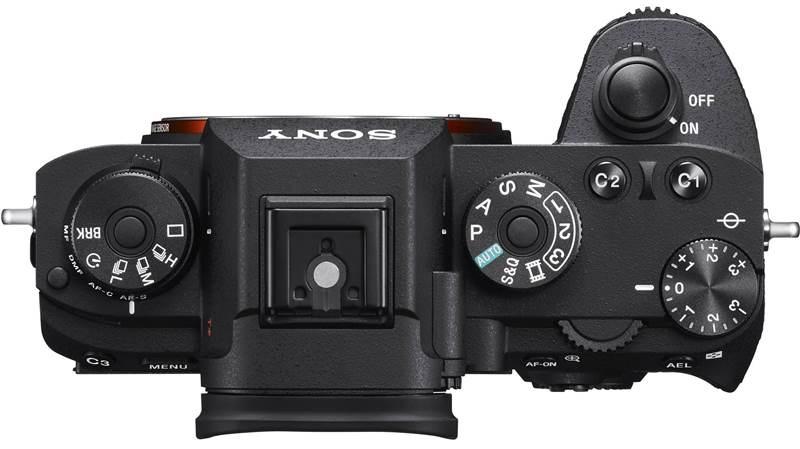 Sony A9 ovládání