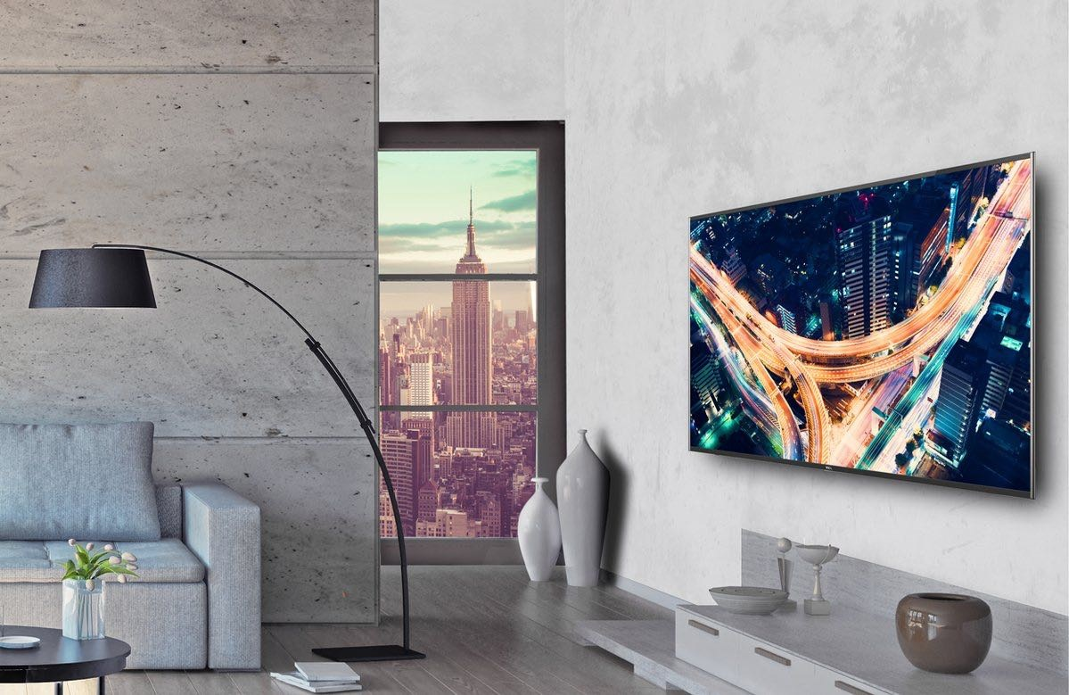 Smart TV LED 4K Ulta HD TCL U55S7906 LED