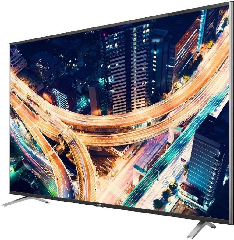 "TCL 55"" SMART TV U55S7906 Wide Color Gamut"