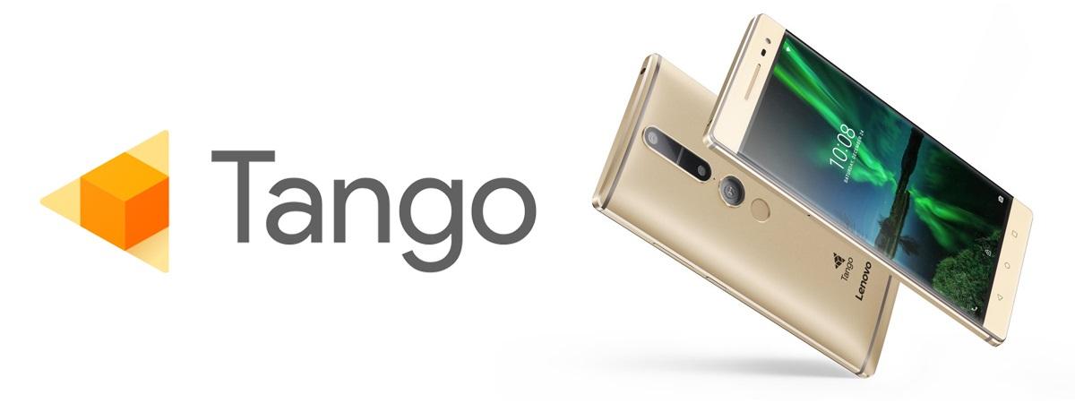 Lenovo Phab 2 Pro, první smartphone s rozšířenou realitou Google Tango