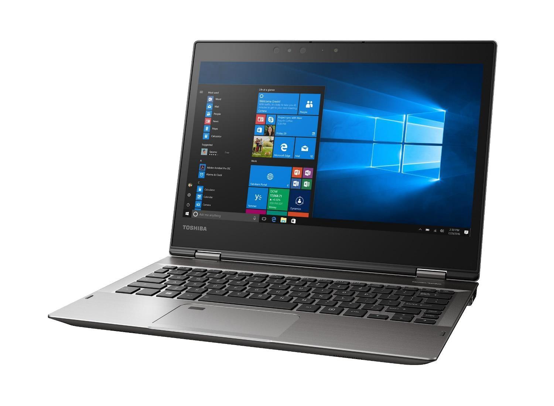 Toshiba Portégé X20W notebook CES 2017