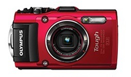 Vodotěsné kompaktní fotoaparáty