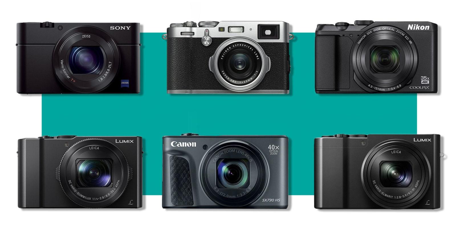 Vybíráme kompaktní fotoaparát