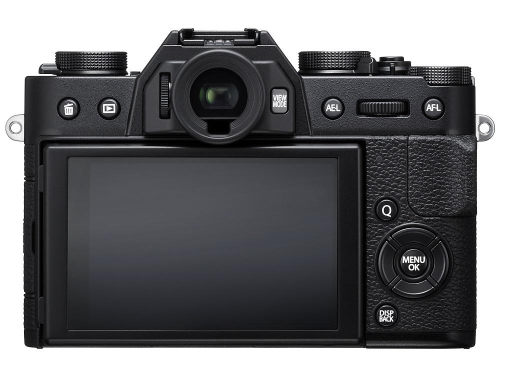 fotoaparát Fujifilm X-T20 dotykový LCD displej