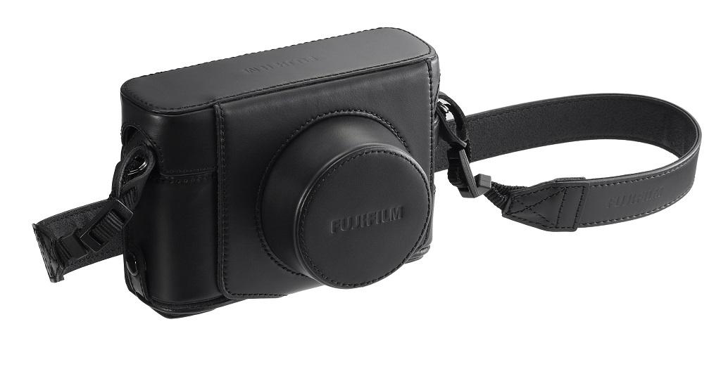 X100F Fujifilm kožené pouzdro