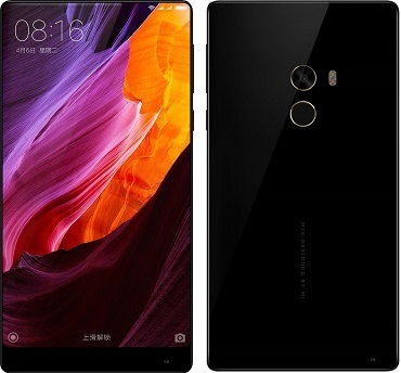 Xiaomi Mi Mix; recenze