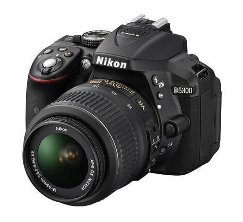 Zrcadlovka pro začátečníky Nikon D5300