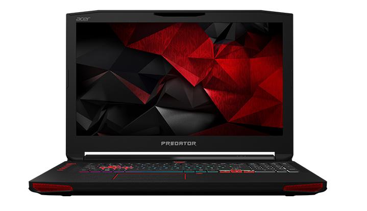 Acer Predator 17 4K - herní notebook