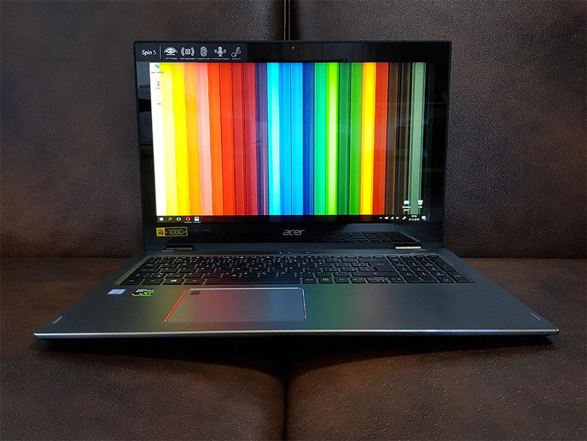 Obrazovka Acer Spin 5