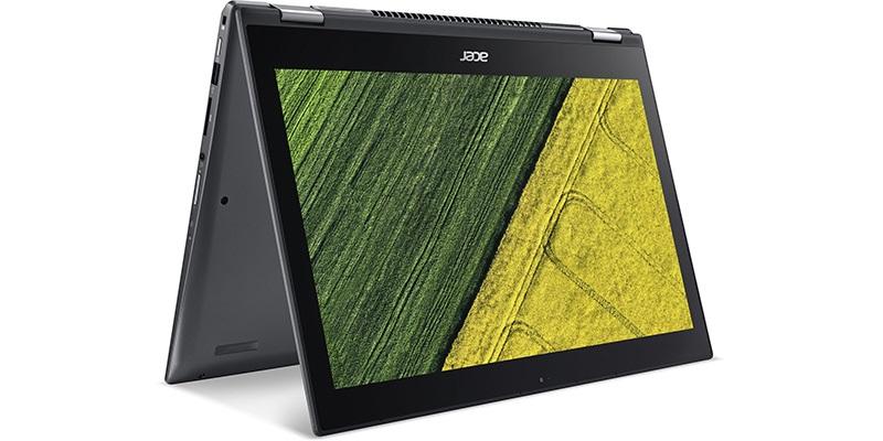 Acer Spin 5 (RECENZE) – Výkonný a přitom všestranný notebook