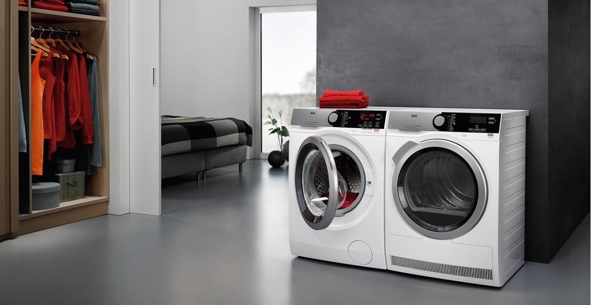 AEG - cashback na sušičky prádla
