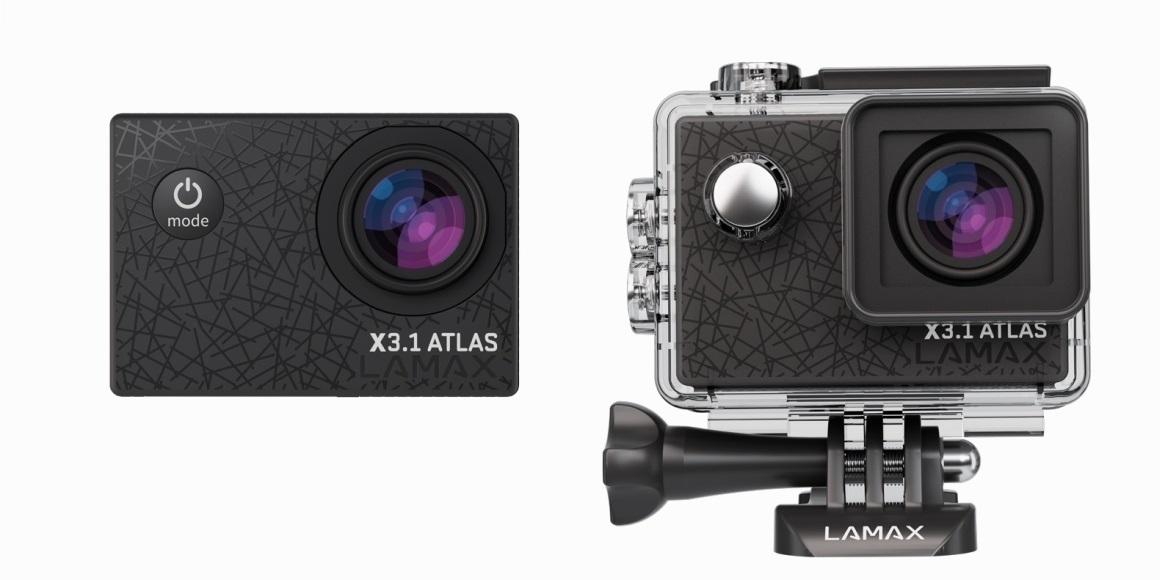 LAMAX X3.1 Atlas je akční kamera pro každého  75d5bc8288