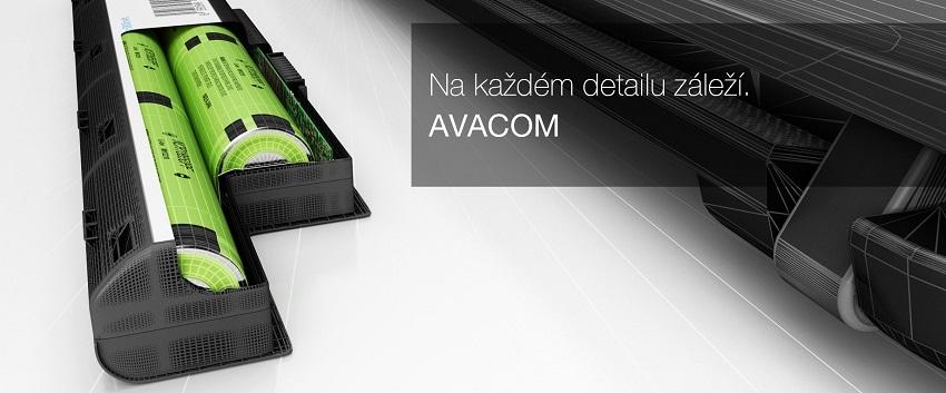 Alternativní baterie AVACOM