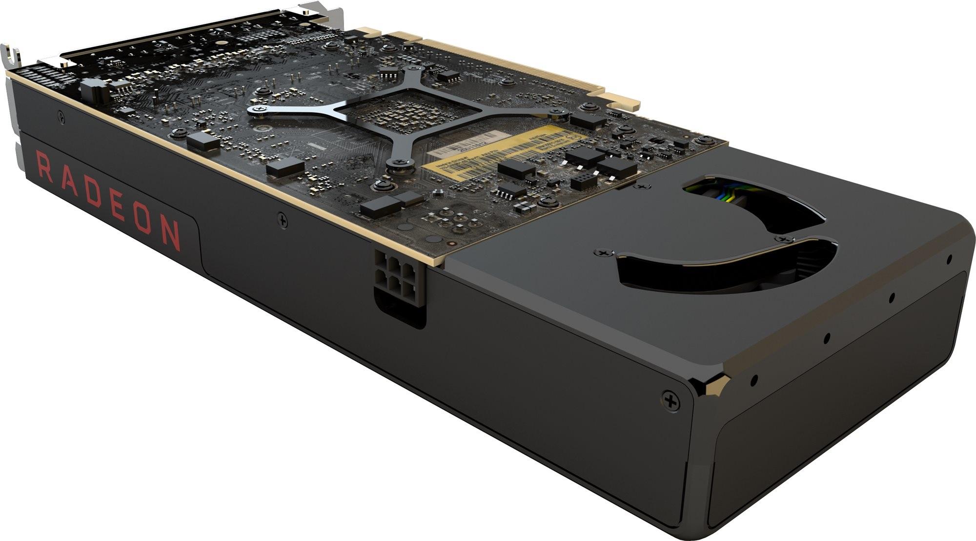 AMD Radeon RX 480 – čip Polaris 10