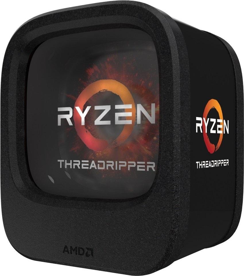 Pack of AMD Ryzen Threadripper