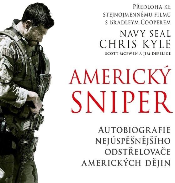 Americký sniper; audiokniha