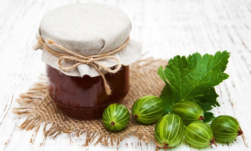 angreštová marmeláda - recept