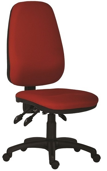 kancelářská židle; Antares 1540 Asyn D3; asynchronní mechanika