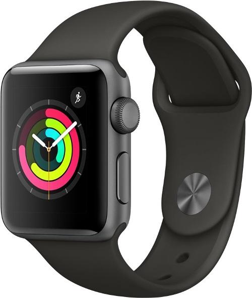 Apple Watch 3 GPS recenze
