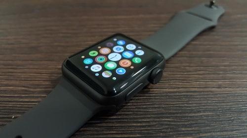 Apple Watch 3, displej