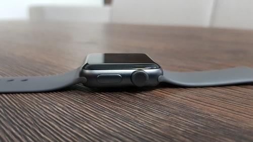 Apple Watch 3, ovládací prvky
